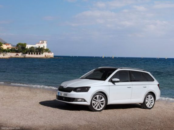 Essai Skoda Fabia Combi 1.4 TDI 90 le Grand petit Break