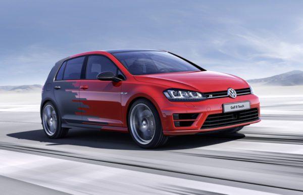 Cela ressemble à une Volkswagen Golf R avec des graphismes uniques, mais il y a une différence essentielle à l'intérieur.