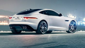 Jaguar F-Type 4x4