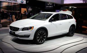 Volvo V60 Cross Country en Juin 2015 à partir de 33000€