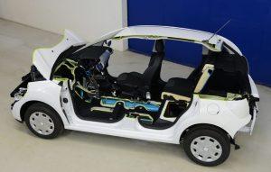 Hybride PSA Peugeot Citroen