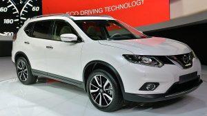 Achat Nissan X-Trail neuf avec remise