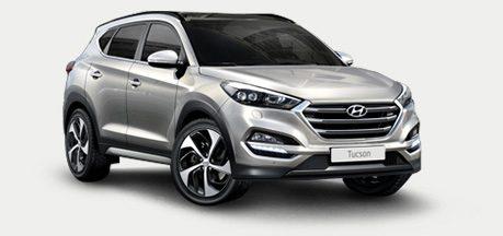 Nouveau Hyundai Tucson 2015
