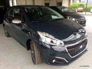 Nouveau moteur Peugeot 208 BlueHDI 100