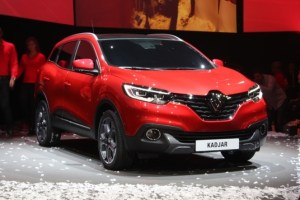 Achat Renault Kadjar neuf avec remise en Arrivage