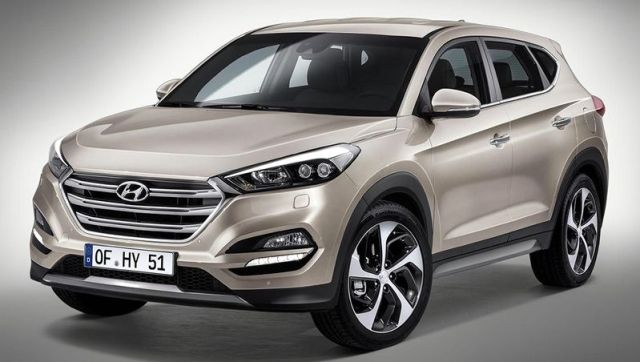 7 Nouveaux Hyundai Tucson en arrivage