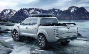 Le Concept Car de SUV Pick-Up Renault Alaskan