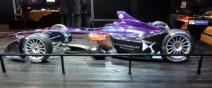 DS Virgin Racing formule E