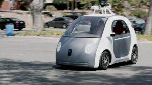Le prototype de voiture autonome de la Google Car