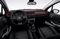 planche de bord de la nouvelle Citroen C3