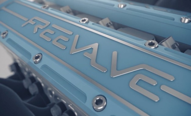 Moteur sans arbre à cames Koenigsegg freevalve