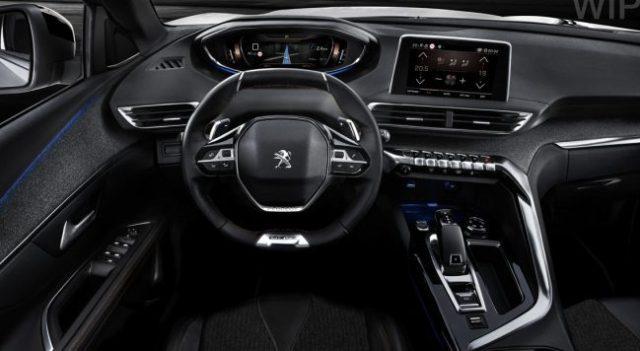 Nouveau Peugeot i-cockpit Peugeot 3008 2016