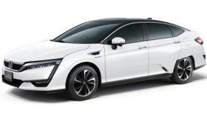 Honda Clarity Voiture hydrogène Pile à combustible