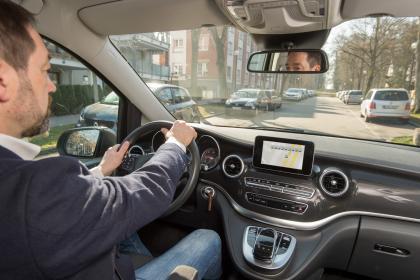 Bosch Smart parking CES 2017