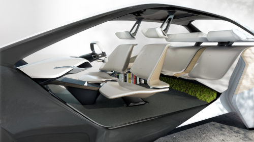 BMW Concept tactile HoloActive