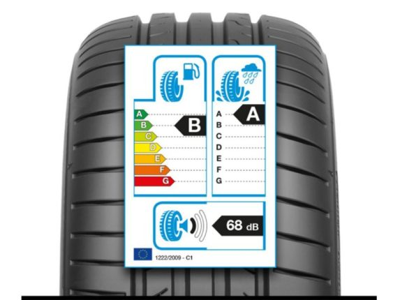A partir du 1er Novembre 2012, tous les pneumatiques neufs pour voitures particulières et utilitaires légers vendus sur le marché européen et produits à partir du 1er juillet 2012 devront comporter une étiquette de performance énergétique