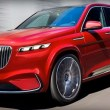 SUV Mercedes Maybach