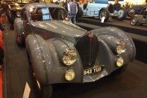 Bugatti 57 S Atlantic 1936
