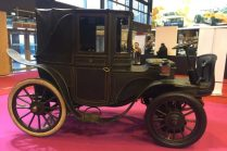 Voiture électrique Landaulet electrique krieger la plus vieille datant de 1906