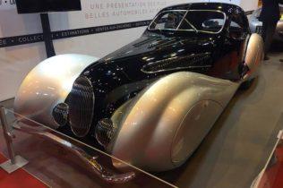 Talbot Lagot T150 C SS coupé 1939 Figoni Falaschi