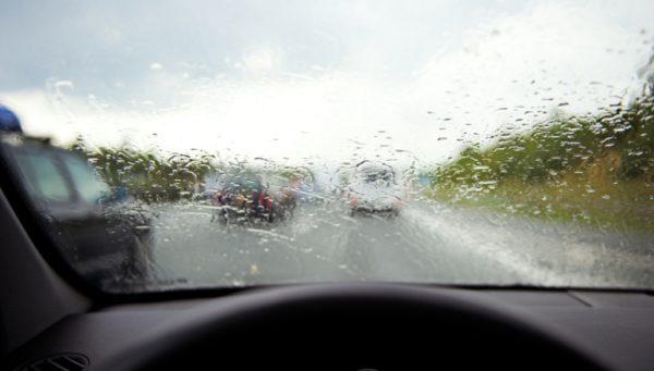 Conseils de conduitesous la pluie