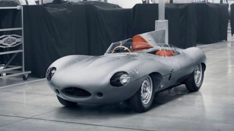 62 ans après Jaguar décide de construire les 25 Type-D manquantes