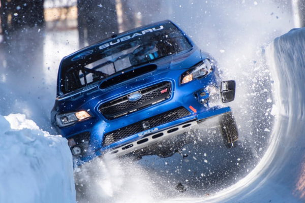 Meilleures voitures de sport pour la neige subaru wrx