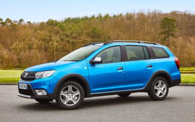 Triple test - Logan break Stepway