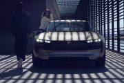 Peugeot e-Legend le concept fait revivre le passé avec les technologies du futur