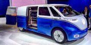 Volkswagen ajoute ID Buzz Cargo à la famille MEB