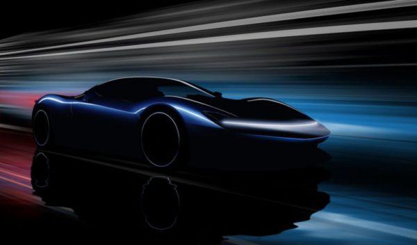 La Pininfarina Battista sera présentée au salon de l'auto de Genève 2019