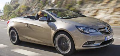 Grosse dépréciation pour l'Opel Cascada