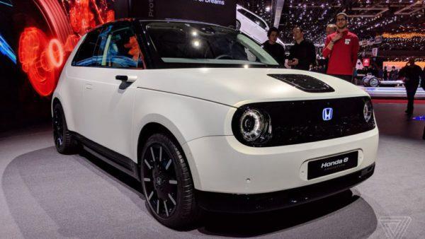 Honda e-prototype