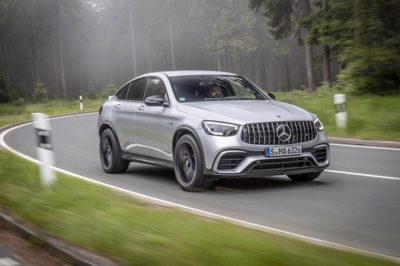 Mercedes Classe GLC AMG 63 S Coupe
