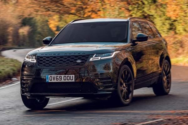 Range Rover Velar R-Dynamic Black