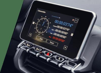 Multimedia Alpine A110 S