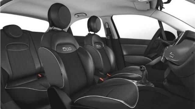 Intérieur Fiat 500X