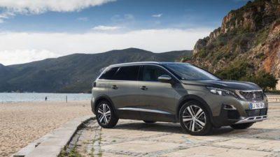 Peugeot 5008 - les meilleures voitures 7 places