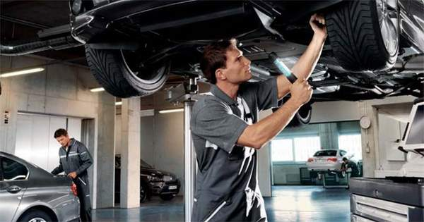 entretien courant de votre voiture