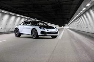 Alpine A110 Sports X