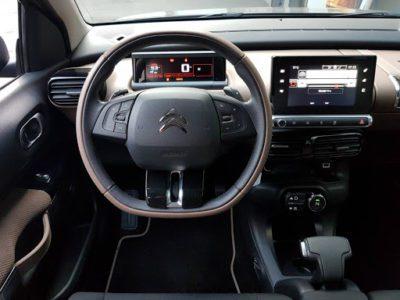 Citroën C4 Cactus - volant