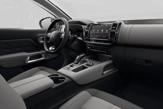 Citroën C5 Aircross - intérieur