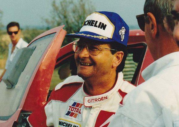 En 1995, le duo Lartigue Périn enchaîne les victoires : Dakar Tunisie, Atlas, la Baja Aragon, ou encore ici la Baja Italia