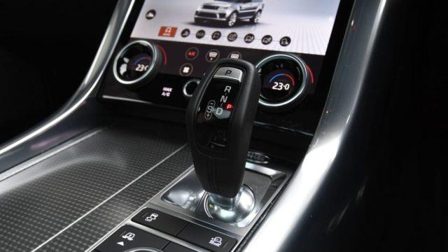 Range Rover sport levier de vitesse