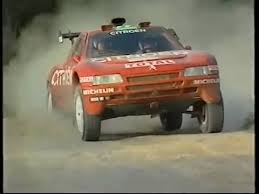 Timo Salonen sur ZX Rallye Raid