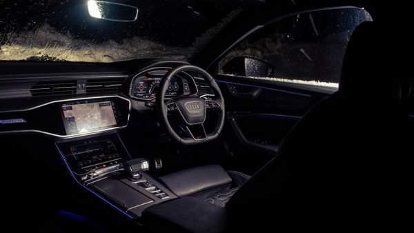 intérieur Audi RS6 Avant