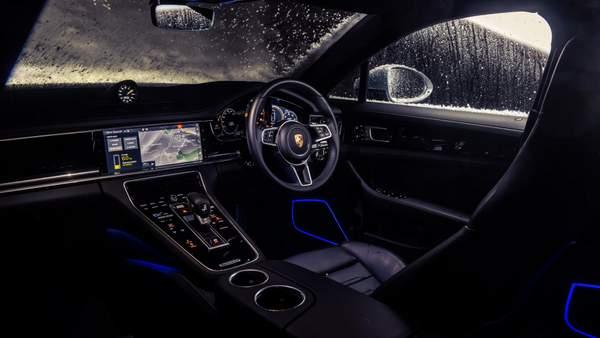 Intérieur Porsche Panamera Turismo