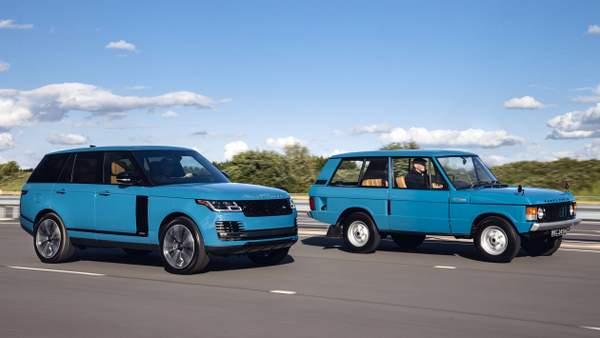 Le nouveau Range Rover Fifty 2020 marque le 50e anniversaire de l'icône de la marque