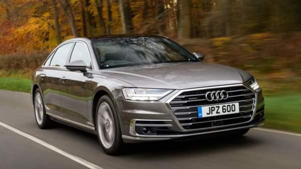L'Audi A8 parmi les meilleures voitures de luxe
