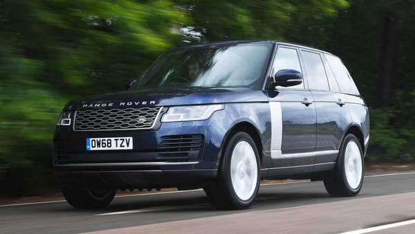 Range Rover SUV de luxe
